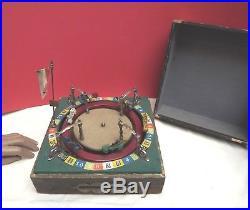 Racing Car (game) C1900 (rare) Vintage Cars (working) Original Box