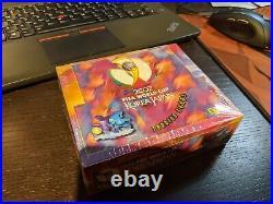 Rare 2002 Panini FIFA World Cup Soccer Korea Japan Factory Sealed Box 24 Packs