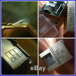 Rare ADC TRX-2 SAPPHIRE Cantilever (UNUSED) IM cartridge in ORIGINAL BOX