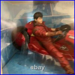 Rare Akira Kaneda with Motorcycle Figure McFarlane Toys From Japan Free Shipping