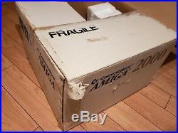 Rare Amiga 2000 with original box + GVP Impact 68030 accelerator + A2088 adapter