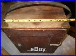 Rare Antique K&E Keuffel Esser Co. New York Survey Transit Original Box & Tripod