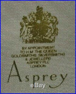 Rare Asprey London Sterling Silver Ice Smasher for Bar Circa 95 in Original Box