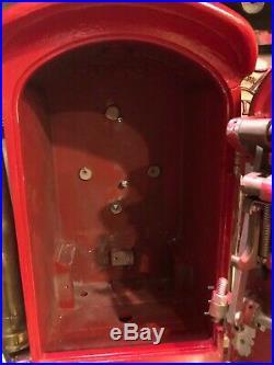 Rare Authentic Original F. D. N. Y. Obrien Fire Alarm Box Restored