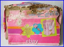Rare Barbie Magi Key House Fold Up House Playset Mattel 2000 New In Damaged Box