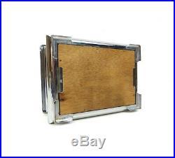 Rare Bauhaus Avantgarde Art Deco Jewelry Case 1925 Box Bakelite Futurism