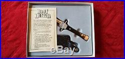 Rare Case XX Boot Hunter Knife Vietnam Commemorative In Box Perfect