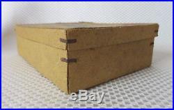 Rare Early Lehmann Tin Wind-up Oh My! Alabama Coon Jigger Toy Original Box