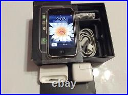 Rare Find Apple iPhone 1st Generation 8GB (GSM) A1203 With Original Box