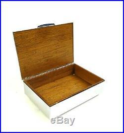 Rare German Bauhaus Avantgarde Suprematism Case Art Deco Case 1925 Box Futurism
