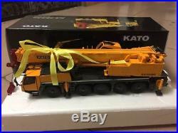 Rare! Kato Ka-1300R Allterr Crane 150 Scale Model New in Original Box