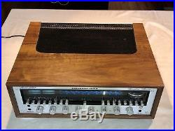 Rare Mint Marantz 2325 Stereo Receiver One Owner, Original Box & Papers Restored