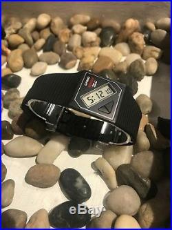 Rare NEW casio fs-10 watch pela vintage In Original box N Instruction