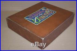 Rare Original 1936 Pre-war Bayko Ornamental Additions Set'c' With Excellent Box