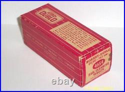 Rare Original 1964 Hornby Dublo 4654 Rail Cleaning Wagon Exc Condition, Fair Box