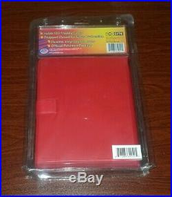 Rare Pikachu Classic Pokemon Card Binder Red Original Pokemon TCG New in Box