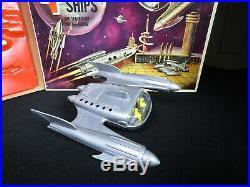 Rare Pyro Spaceships Space Fleet of the Future Complete Set Original Box