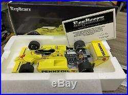 Rare! Replicarz 1980 Chaparral 2K #4 1/18 Resin Model Car New in Original Box