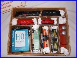 Rare Sears Gilbert American Flyer Ho #49-9972 Train Set In Original Box Lot #k34
