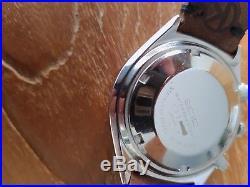 Rare Seiko 6138-8020 Chronograph Panda Unpolished & 100% Original + Box
