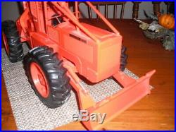 Rare Timberjack Forestry Logging 240e Large Plastic Skidder withbox 1/16th Scale