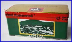 Rare Vintage 60's Original Auermetall Lighter Flints Austria New Sealed Tin Box