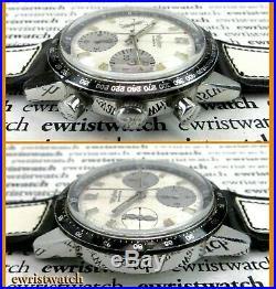Rare Vintage 60's Wyler Incalfex 37mm Chronograph Valjoux 72 Original Dial withBox