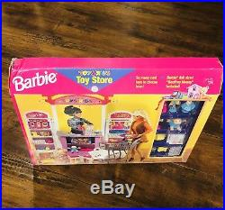 Rare Vintage Barbie Toys R Us Toy Store Play Set Sealed! New In Box