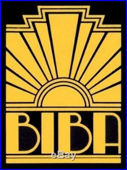 Rare Vintage Biba Sunglasses And Box
