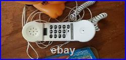 Rare Vintage Garfield Talking Telephone Tyco 1990s Original Box