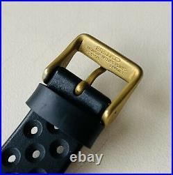 Rare Vintage Seiko 1978 Golden Tuna 7549 7009 Quartz Watch, Original Strap & Box