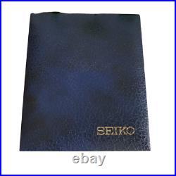 Rare Vintage Seiko A159-5009 Chrono Watch Original Box and new battery