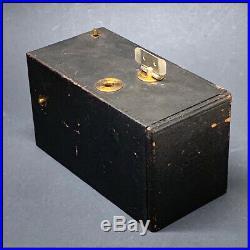 Rare original 1888 KODAK string set box camera
