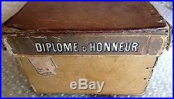 Rare superb antique Jumeau doll/bebe/poupee in original box-Paris -18 /1885-1890