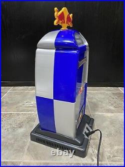 RedBull Mini Refuel Cooler Model Rare Advertising Fridge Original Box