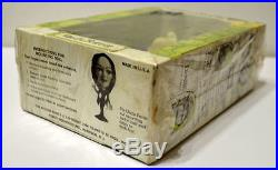 Remco UNCLE FESTER ADDAMS DOLL w ORIGINAL BOX Filmways ADDAMS FAMILY RARE 1964