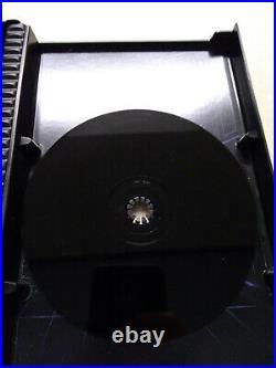 Resident Evil 1 ORIGINAL Sony PlayStation 1996 Rare Long Box Black Label PS1