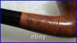 Savinelli Churchwarden Rare Smooth 601 Tobacco Pipe New In Original Box