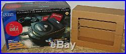 Sega CDX Box & Original Cardboard Only Super Rare CD Console system Hurry HTF