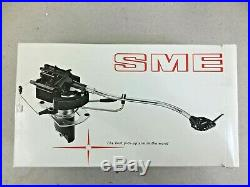 Sme Series III Tone Arm-new- In Mfg. Original Box-extremely Rare