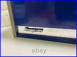 Snap-On mini Micro tool box original Box Snap on Official RARE Desk Art