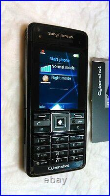 Sony Ericsson C902 Cyber-shot Vintage RARE Collectable, Full Box, Original
