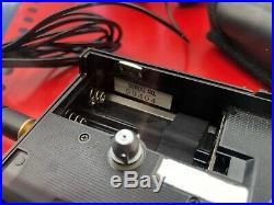 Sony WM-DD30! Original box, MDR-62 headphones and accessories, near mint! RARE