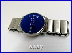 Storm Remi Spacial Edition Wrist Watch. Original Box and Papers. Rare