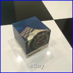 Super Rare Original Omega Flightmaster Chronograph Pilots Watch 911 910 Box