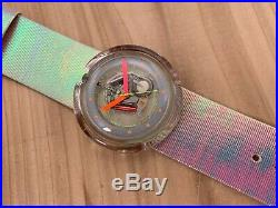 Swatch Originals POP Watch PWK191 Shining NOS! With Box, Paper & Tag 1994 RARE