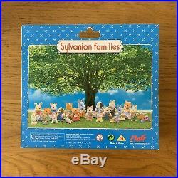 Sylvanian Families Original Flair Dale Sheep Family Figures Set RARE HTF BNIB
