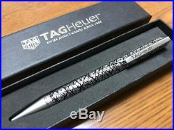 TAG Heuer Ballpoint Pen Novelty Original Box Rare Item New