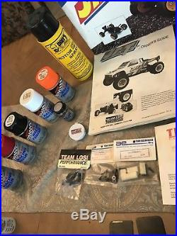 TEAM LOSI JRXT + Original Box VINTAGE RC Rare Collector JRX2/LXT