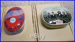THE BEST OF THE BEATLES FRANKLIN MINT MUSIC BOX Collection 11 total Rare